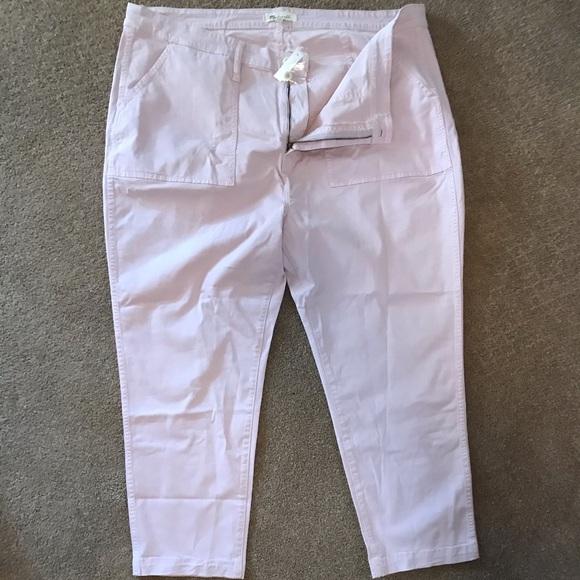 Madewell Pants - Madewell stovepipe pants